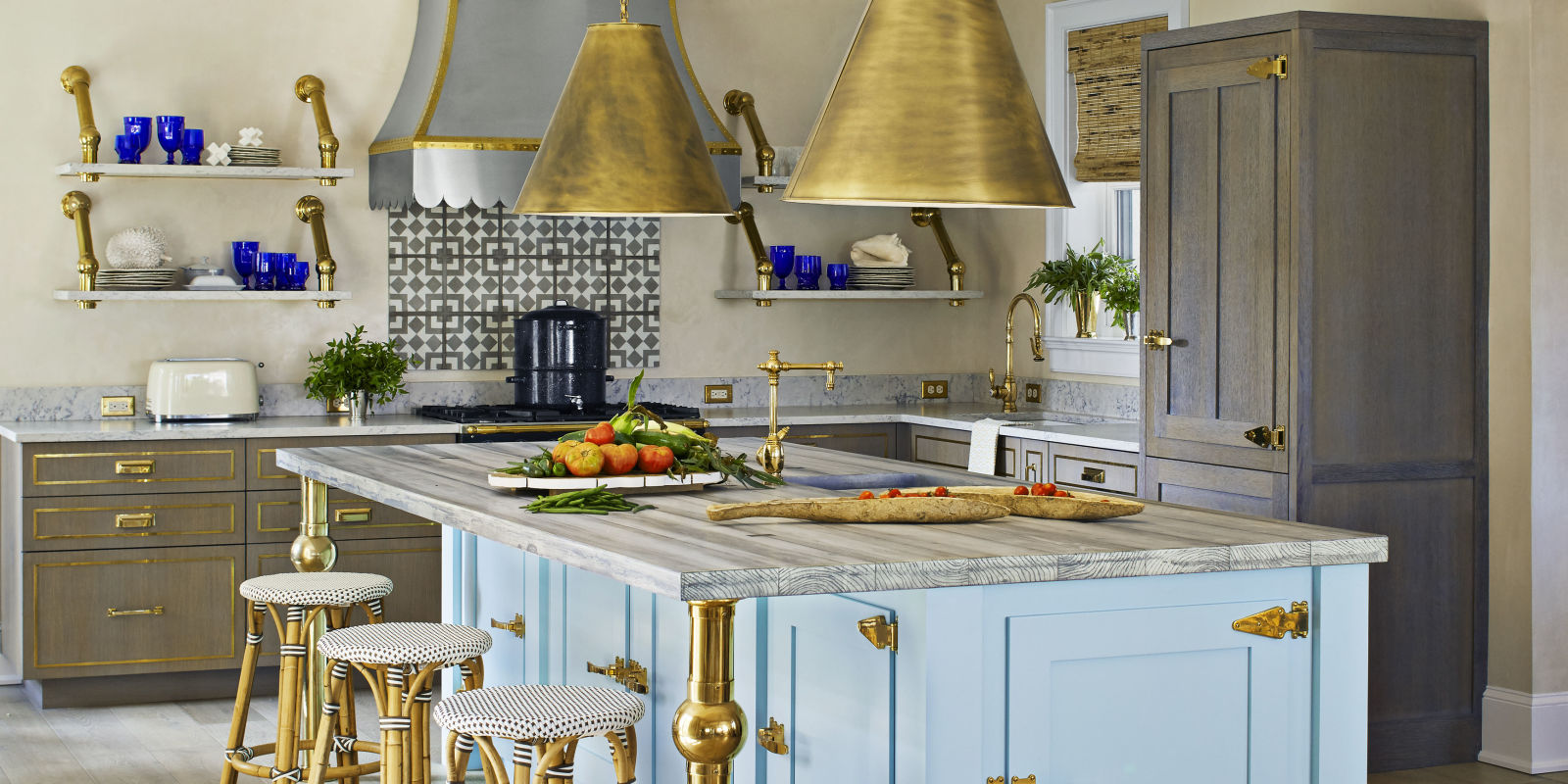 Anthropologie Kitchen Remodel