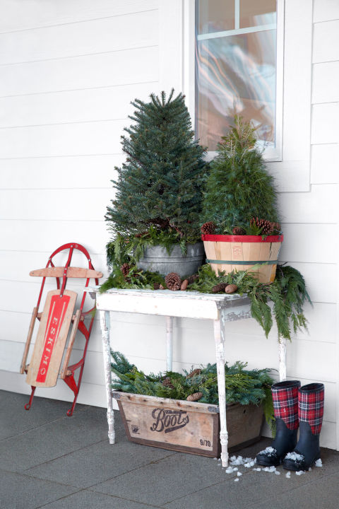 Amazon Artificial Christmas Trees