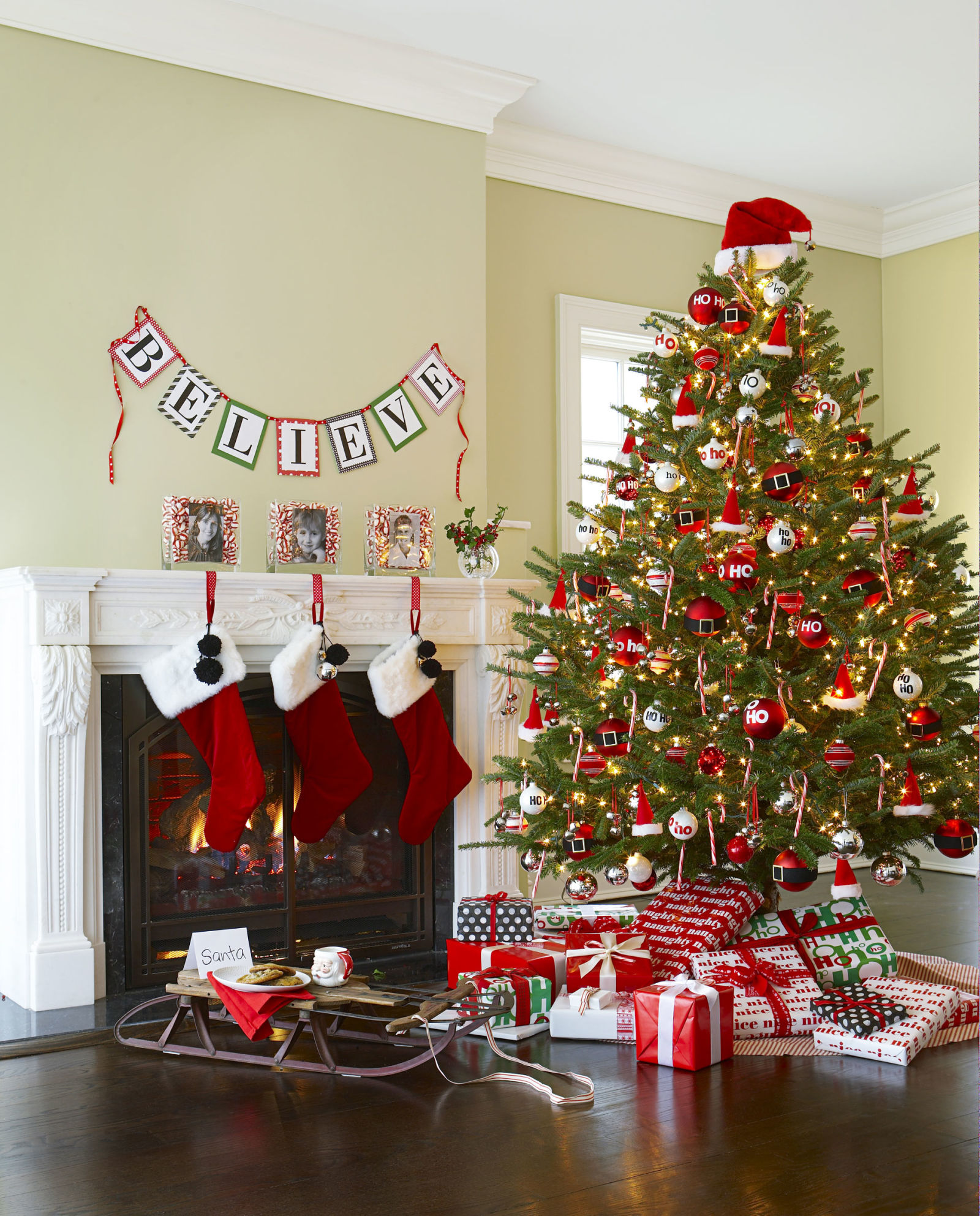 35 Christmas Tree Decoration Ideas