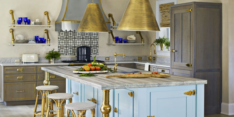 Home Decorating Ideas, Kitchen Designs, Paint Colors - House Beautiful