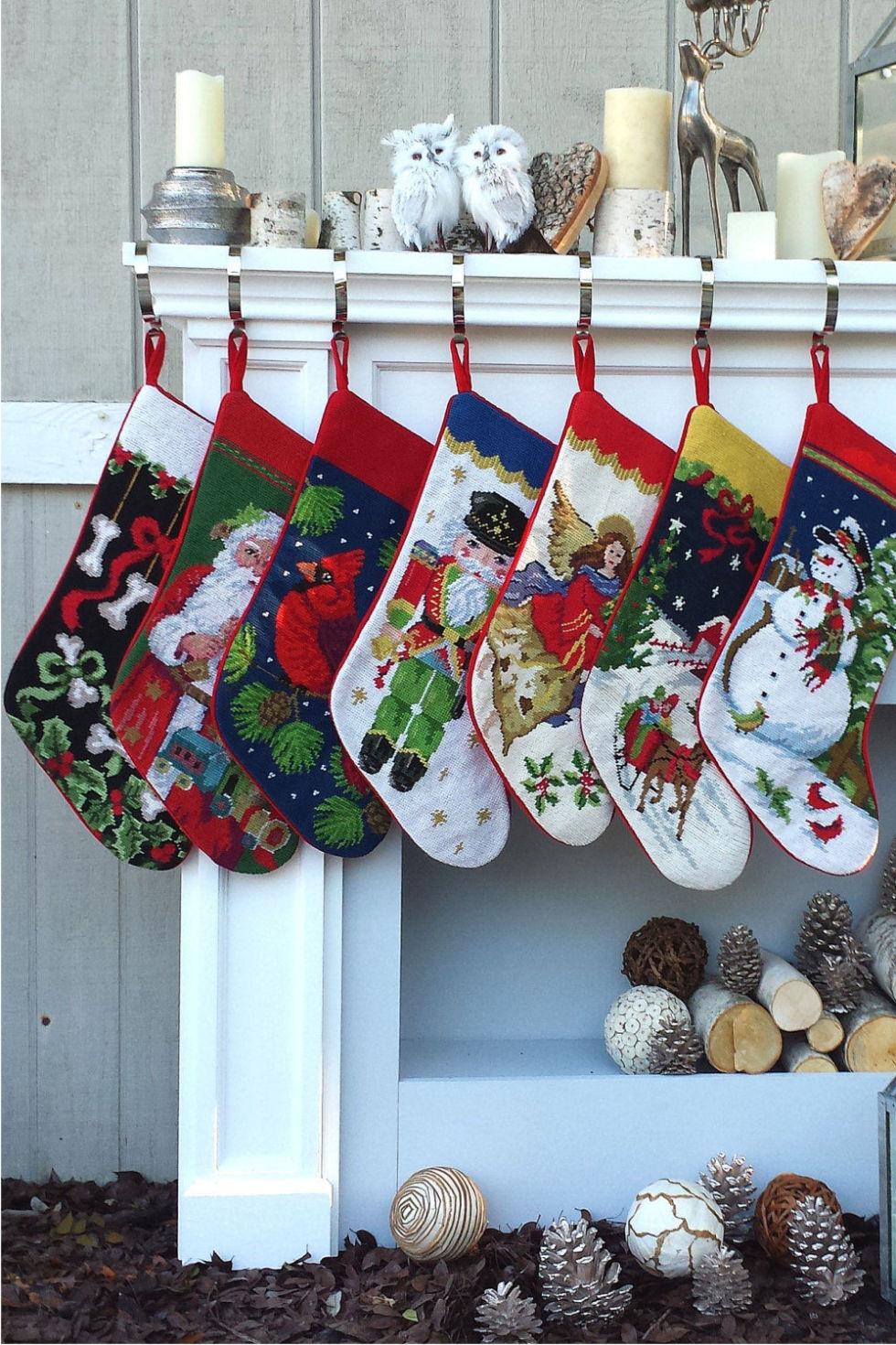 Unique Christmas Stockings Best Cute Diy Ideas For Holiday