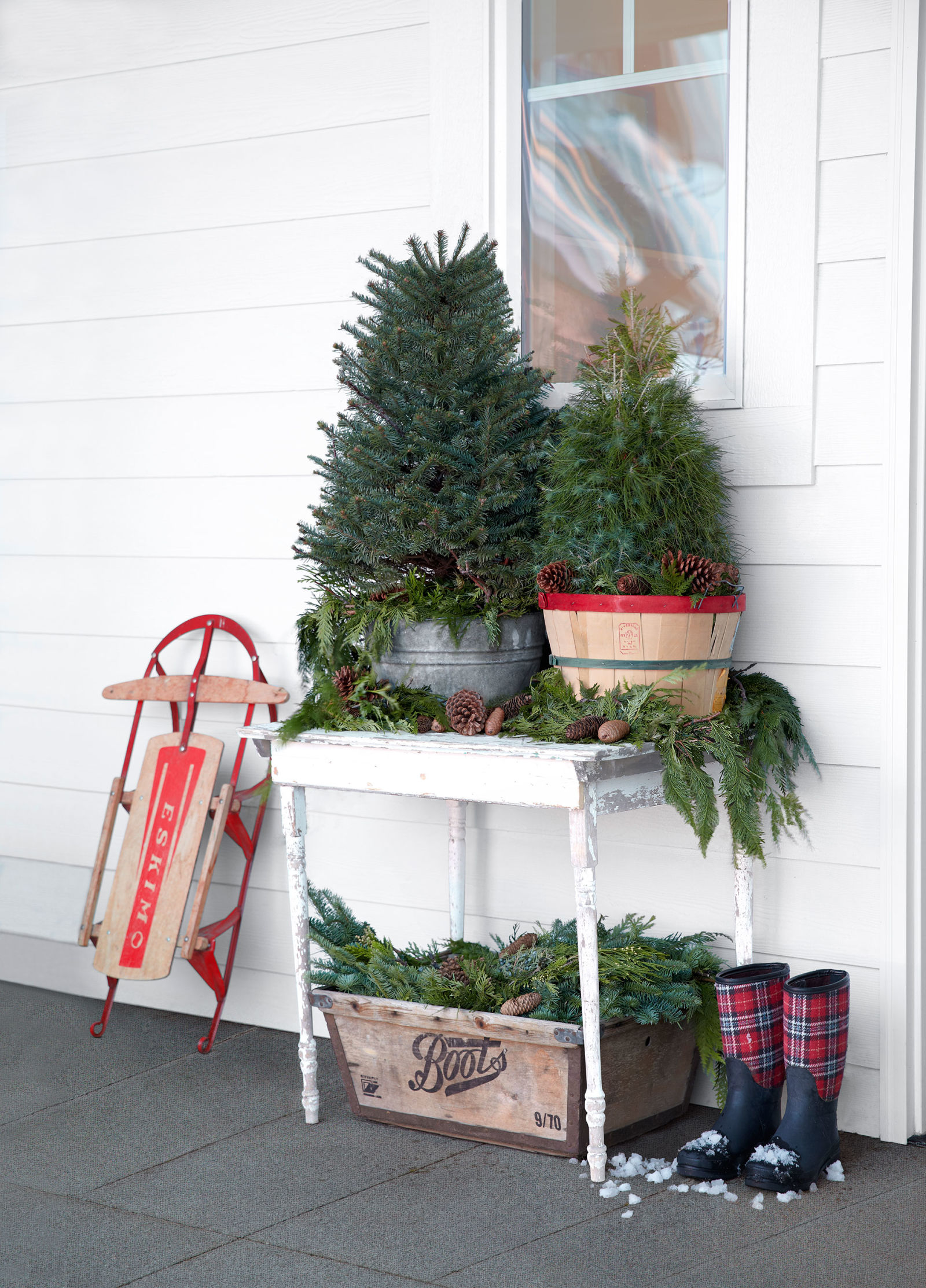 25 Best Outdoor Christmas Decorations - Christmas Yard ...