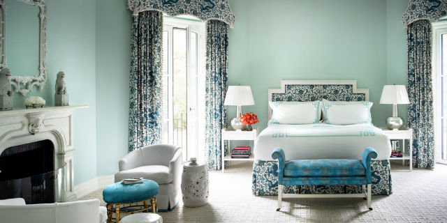 color inspiration - House Beautiful Living Room Colors