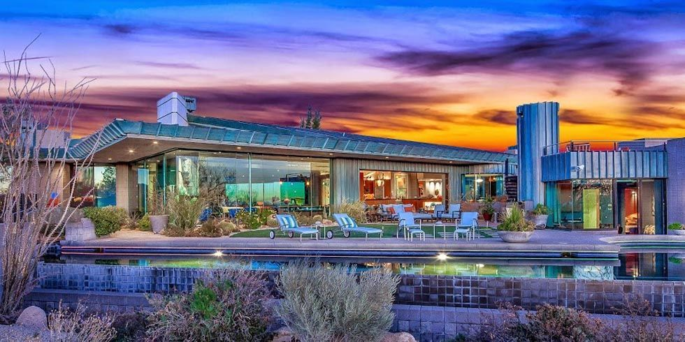 The Jetsons Home In Arizona For Sale Modern Real Estate