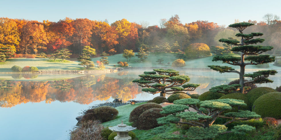 The 16 Most Beautiful Public Gardens to Visit in the Fall
