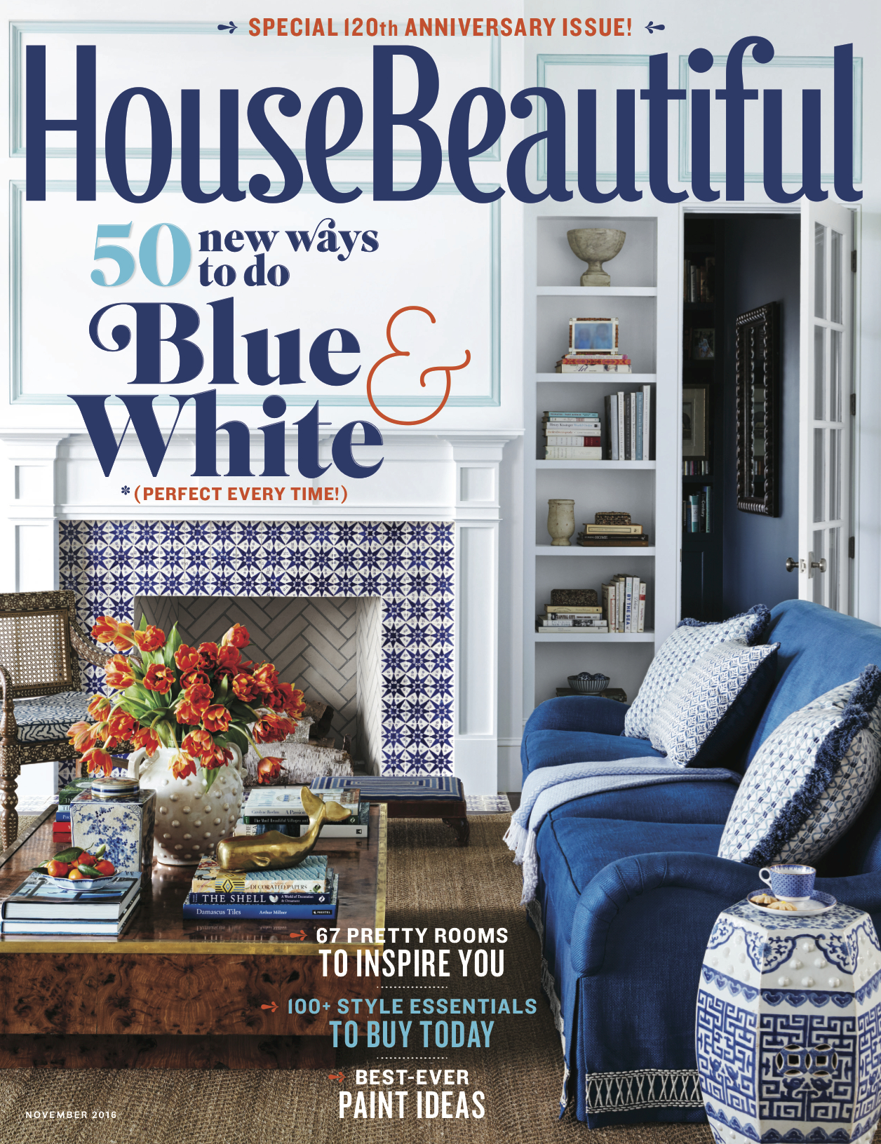 House Beautiful November 2016 Resources Shopping