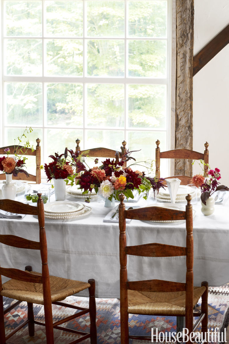 Fall Table Scapes Frances Palmer Fall Tablescape Autumn Table Setting Idea