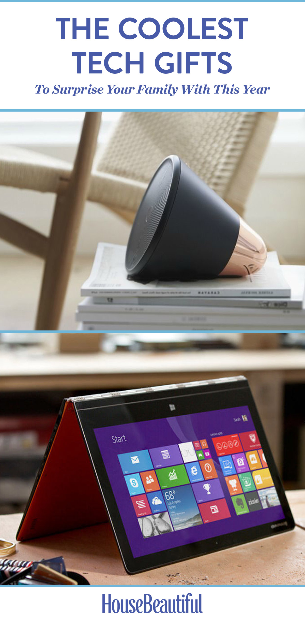 20 Cool Tech Gifts for 2016 - Home and Design Technology ...