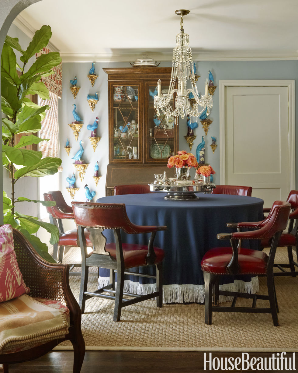 85 Best Dining Room Decorating Ideas and Pictures