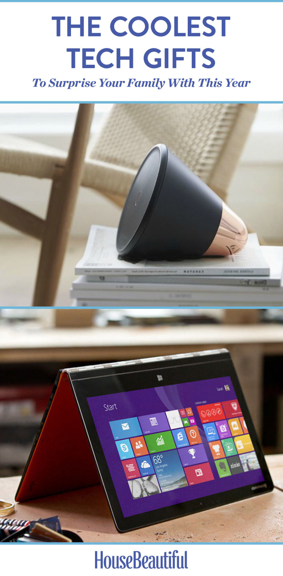 Tech Savvy Gifts 20 cool tech gifts for 2017 - home and design technology gifts for