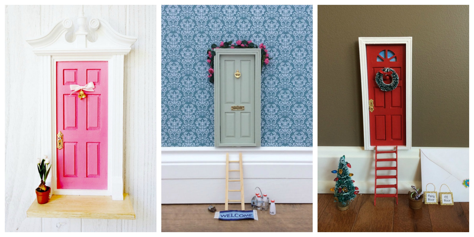 Gnome Garden: 10 Enchanting Fairy Doors You'll Want In Your Own Home