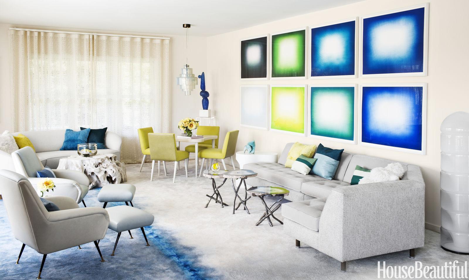 Amy Lau Living Room