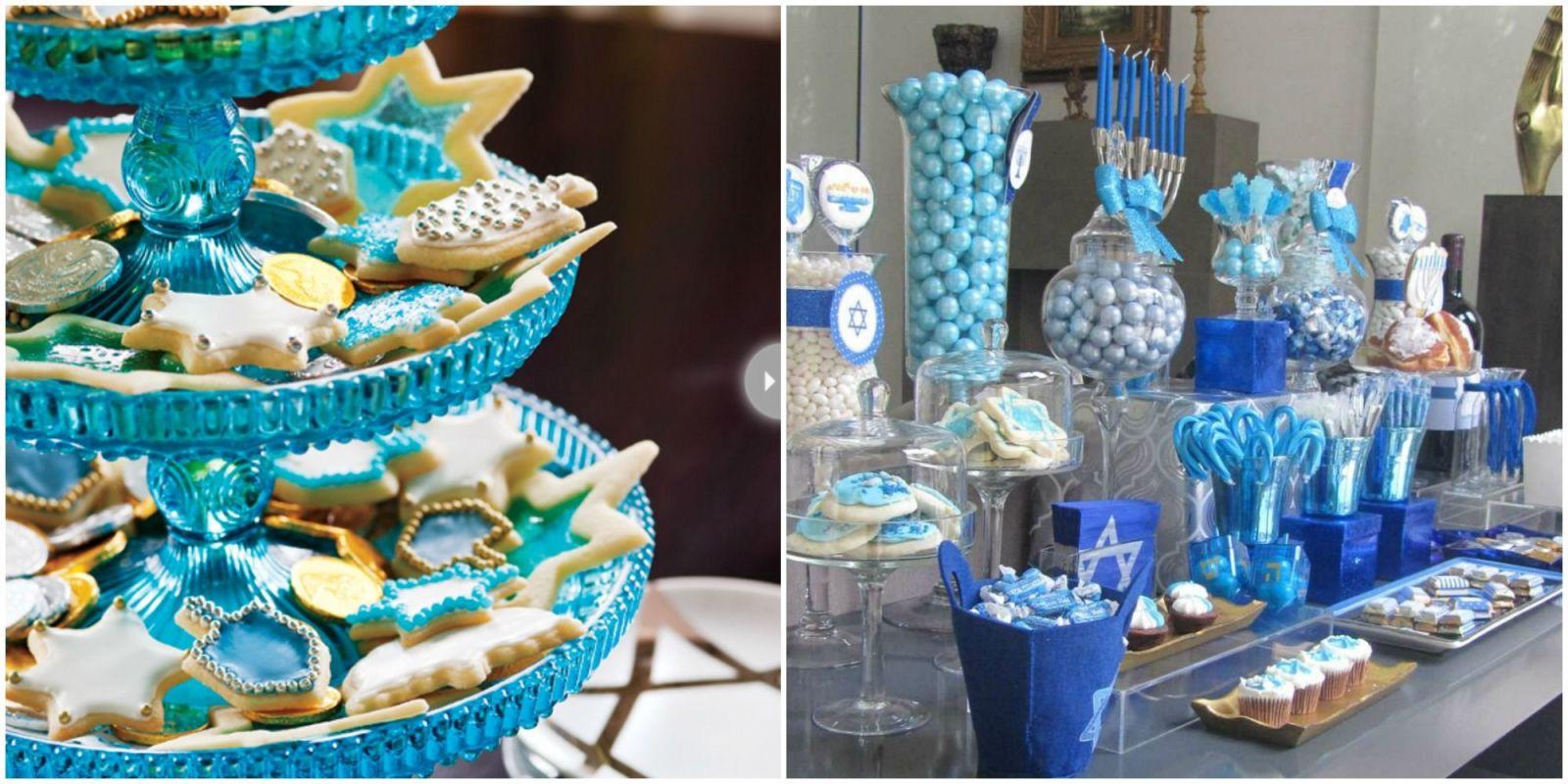 9 stunning hanukkah decorations - Hanukkah Decorations