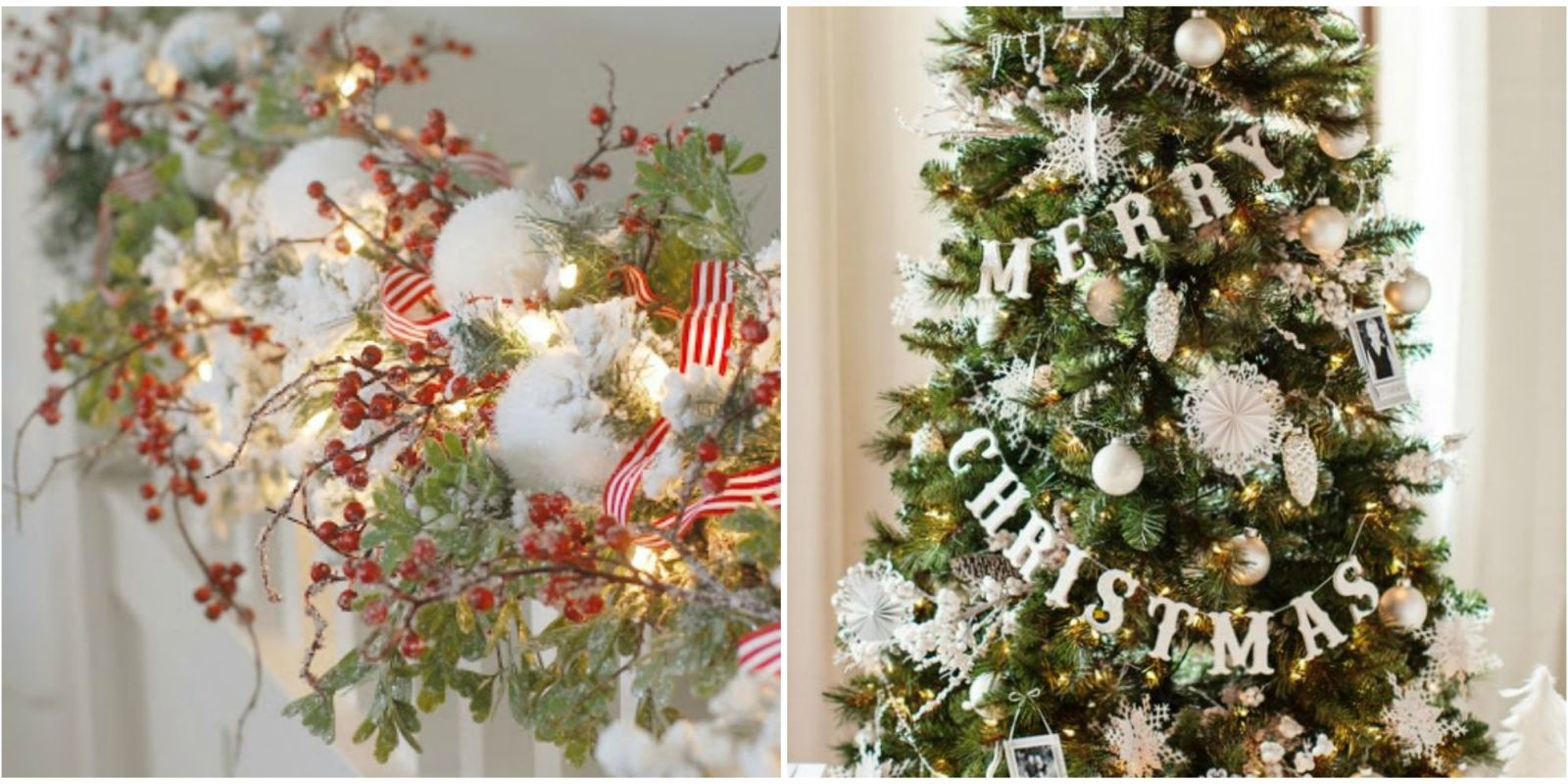 25 Christmas Garland Ideas Decorating With Holiday Garlands
