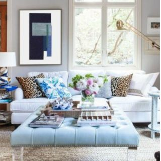 "Living Room Furniture Trends 2017 7 trends that'll be ""in"" for 2017 — and 3 that'll be ""out"""