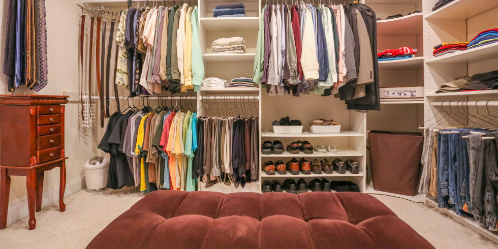 Walk In Closets Pictures a walk-in closet is a waste of space