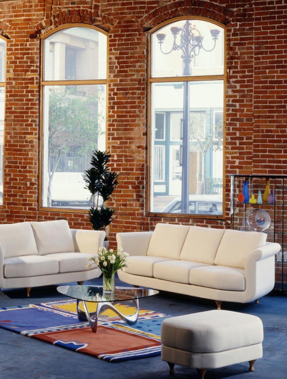 Designer Tricks For Tall Ceilings