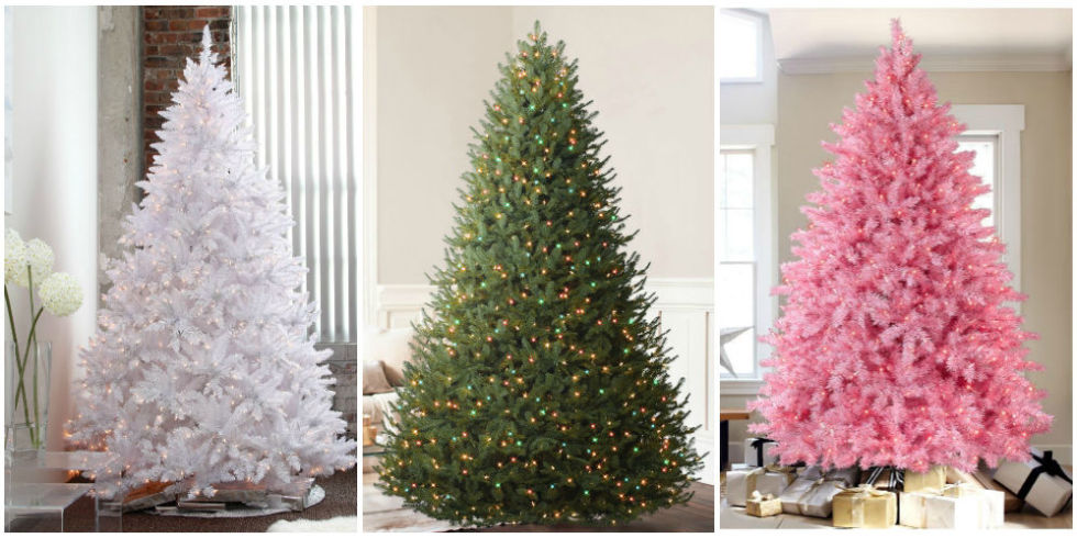 10 Best Artificial Christmas Trees - Fake Holiday Trees