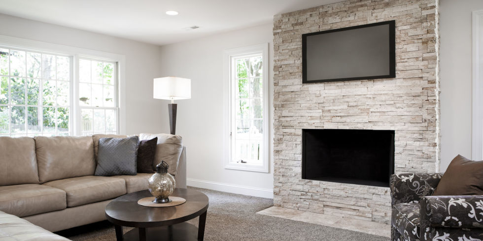 Stop Hanging Your Television Over Your Fireplace