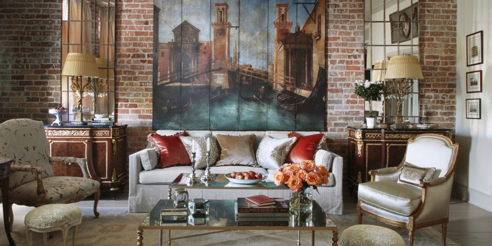 A French Inspired New Orleans Apartment