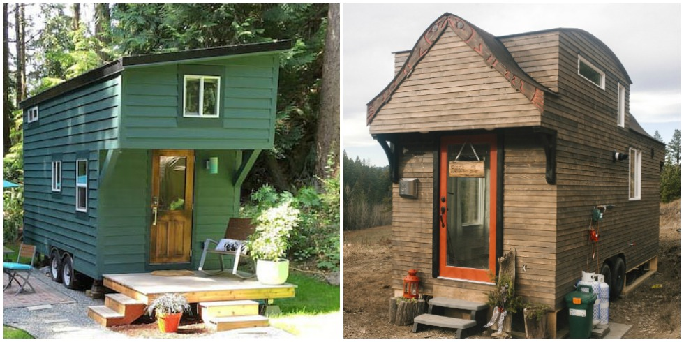 Most Popular Tiny Homes 2016 Best Small Homes Of The Year