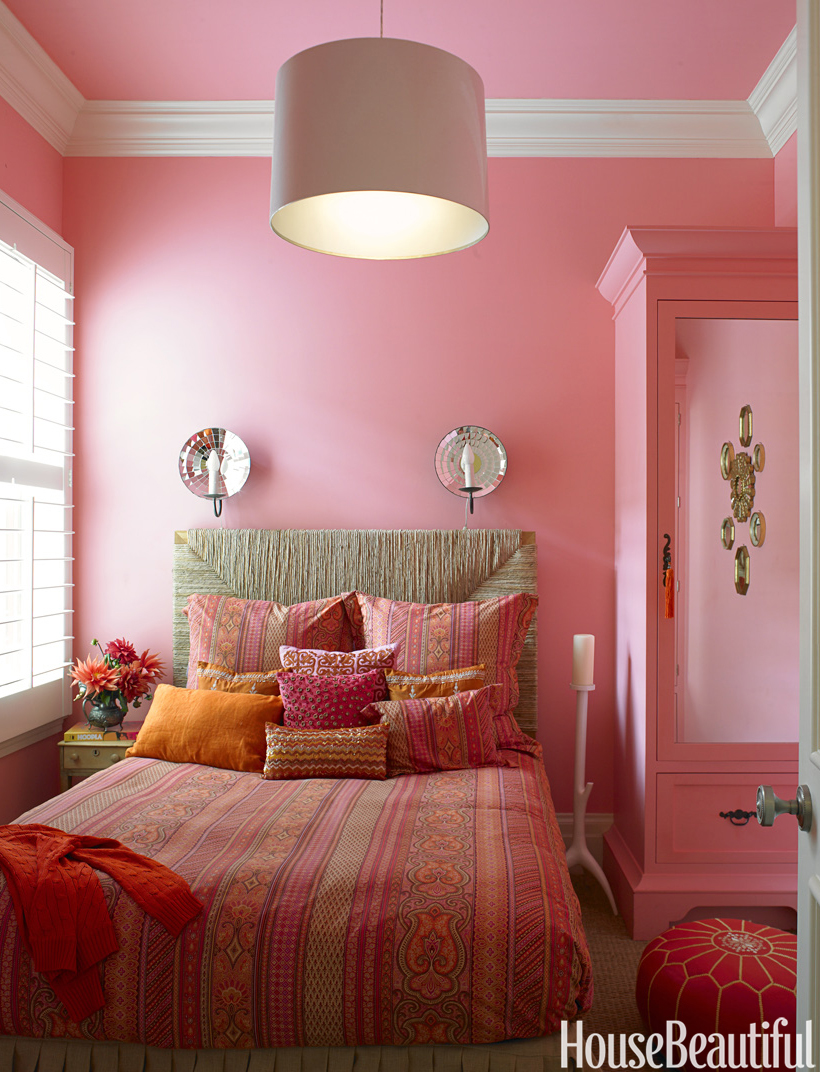 Bedroom wall paint color combinations - 60 Best Bedroom Colors Modern Paint Color Ideas For Bedrooms House Beautiful