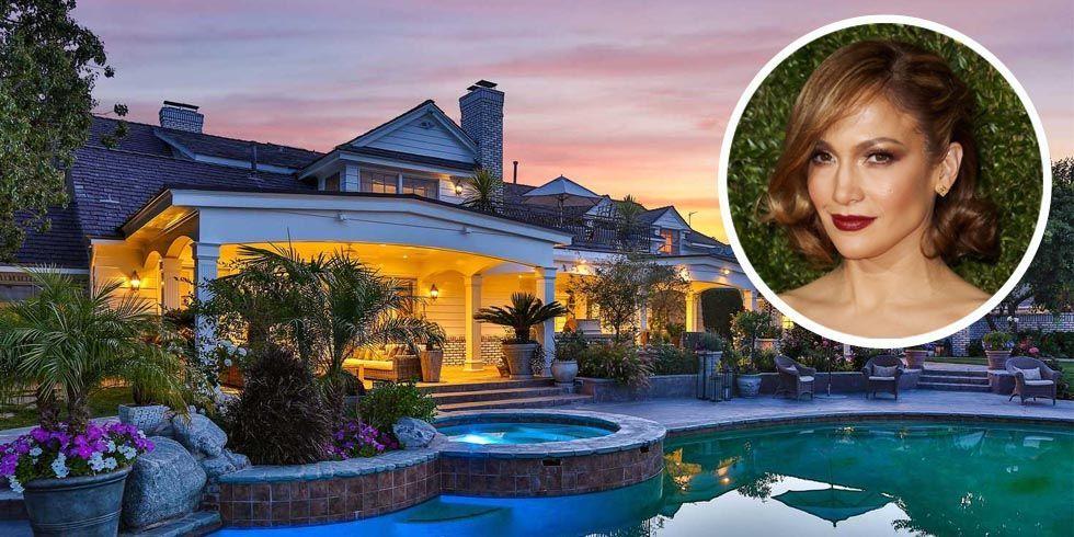 Jennifer lopez los angeles mansion no one wants to buy j for Jennifer lopez house address