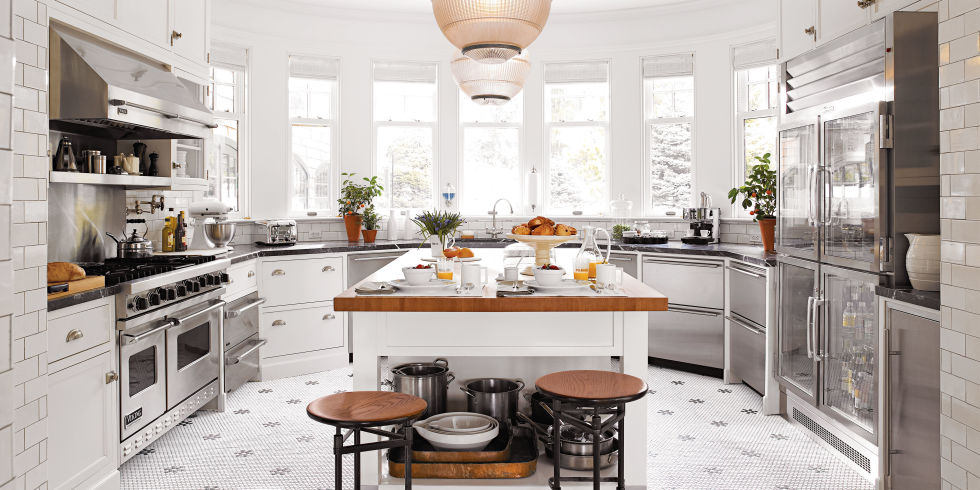 Modern Country Kitchen kitchen of the year - modern country style - joan schindler