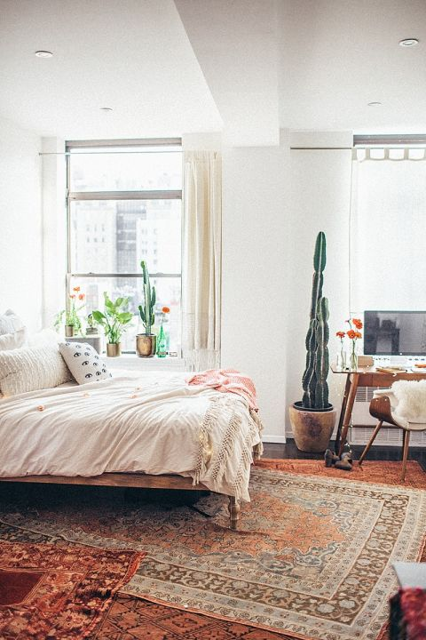 It 39 S Official The Layered Rug Trend Is Here To Stay