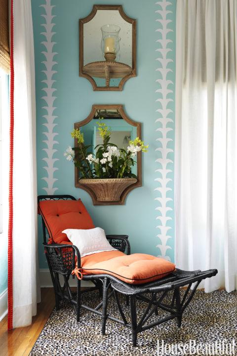 Palm Beach Apartment By Amanda Lindroth Trompe L Oeil