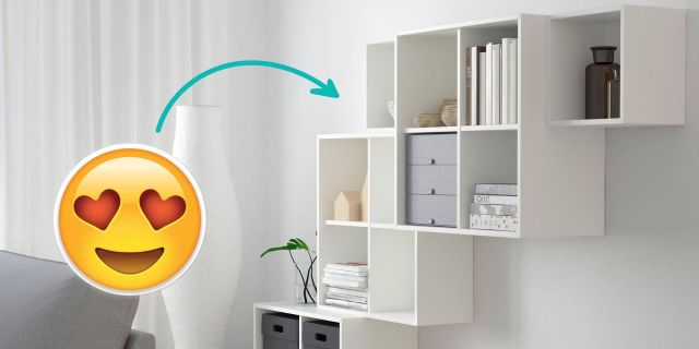 Modern Furniture Helf companies that will hack ikea furniture - easier ikea hacks