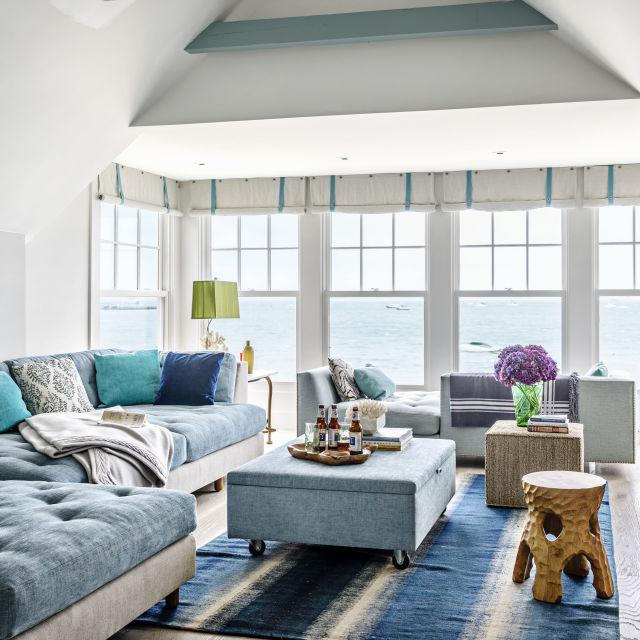 Interior decorating beach houses