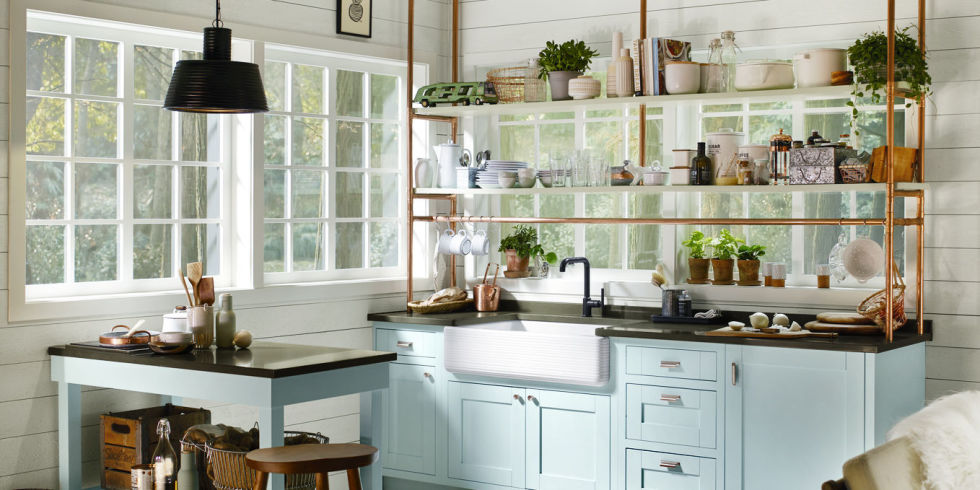 20 photos - Kitchen Countertop Storage Ideas
