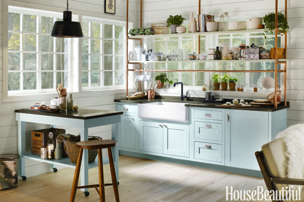 25 best small kitchen design ideas - decorating solutions for