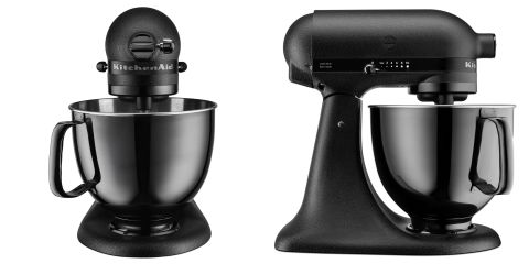 Kitchenaid All Black Mixer Now Available All Black