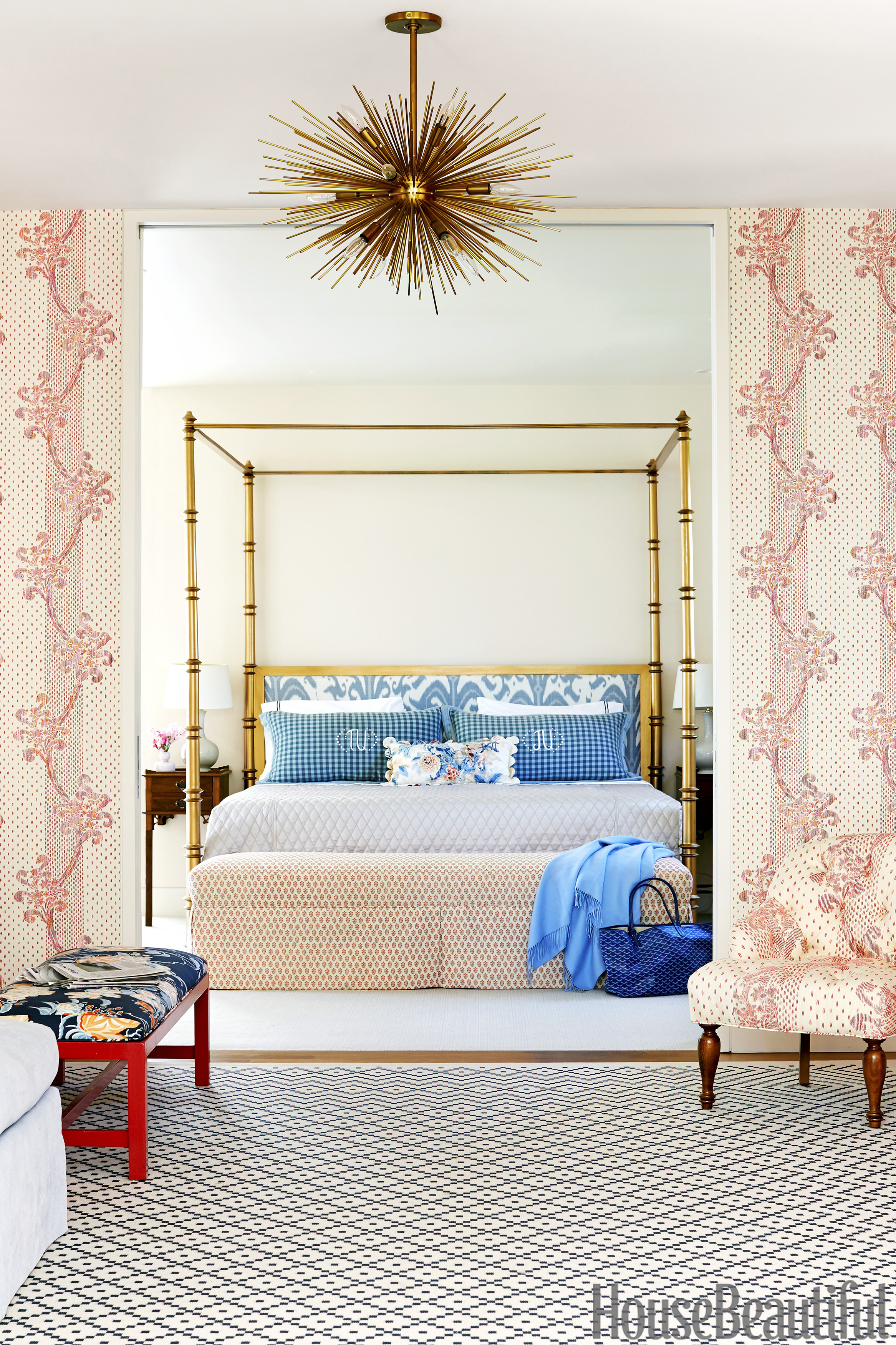 Pictures Of Beautiful Room Designs: 175 Stylish Bedroom Decorating Ideas