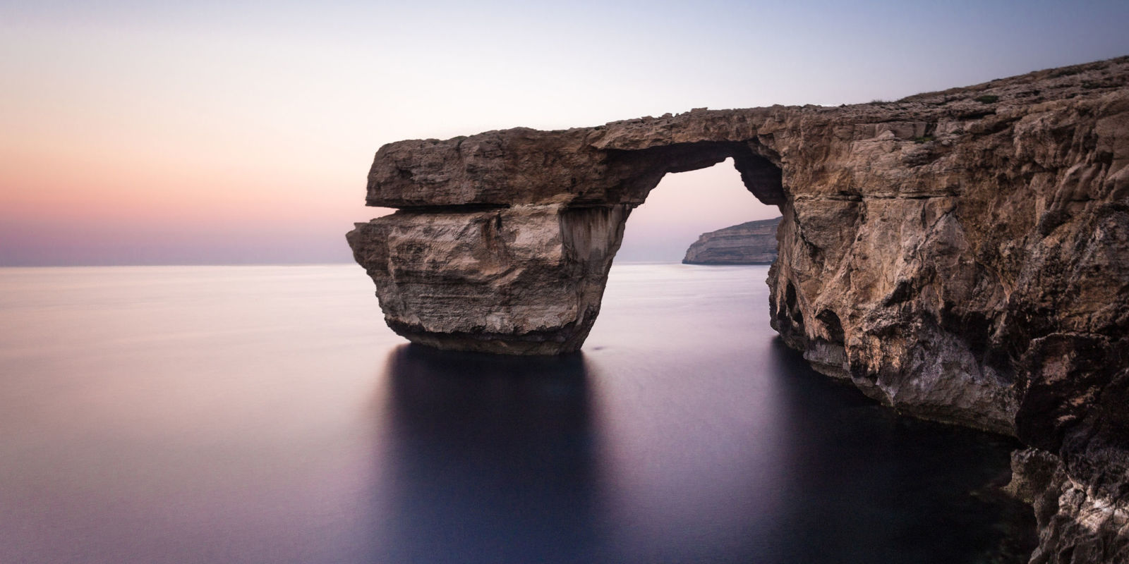 Malta S Azure Window Just Collapsed Into The Sea