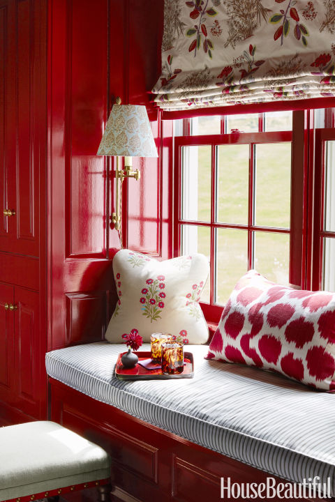 Inside A Colorful Farmhouse Ashley Whittaker Designs An