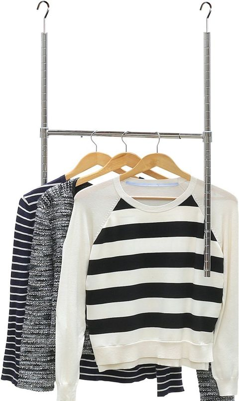 Organize Your Clothes 10 Creative And Effective Ways To Store And Hang Your Clothes: Bedroom Closet Organizers On Amazon