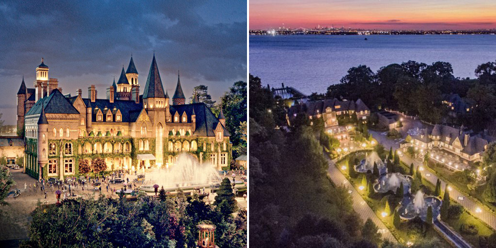 Mansion that inspired baz luhrmann 39 s great gatsby on Great gatsby house tour
