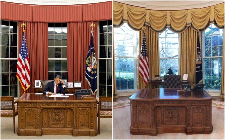 Oval Office Renovation
