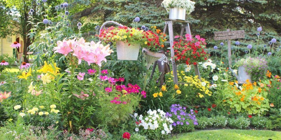 Garden Inspirations - Magazine cover