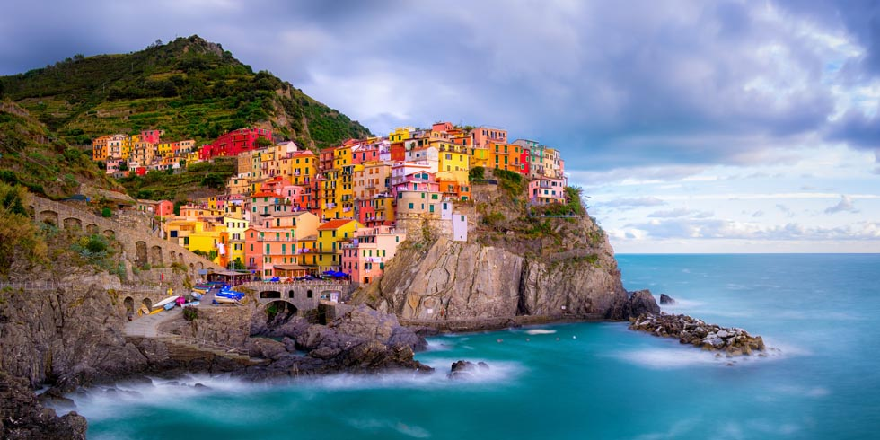 most colorful beach towns   colorful beach destinations
