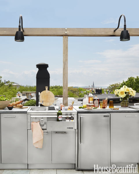 How To Design An Outdoor Kitchen 20 outdoor kitchen design ideas and pictures