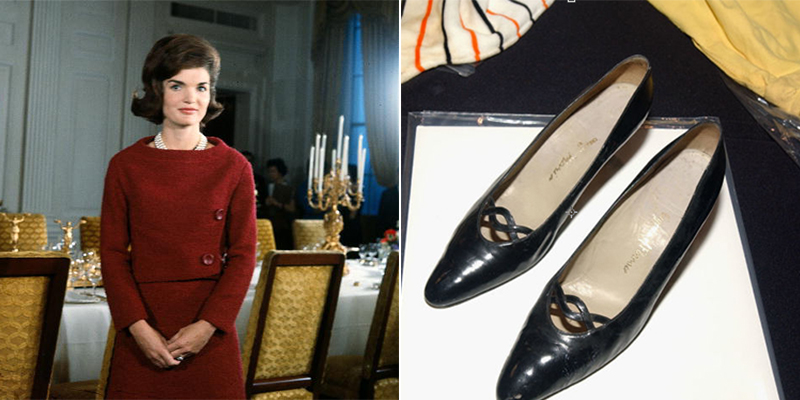 Jackie Kennedy Wore Lifts Jacqueline Kennedy Onassis 39 Shoes