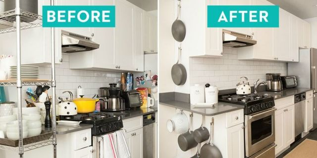 Organize Kitchen Aralsa