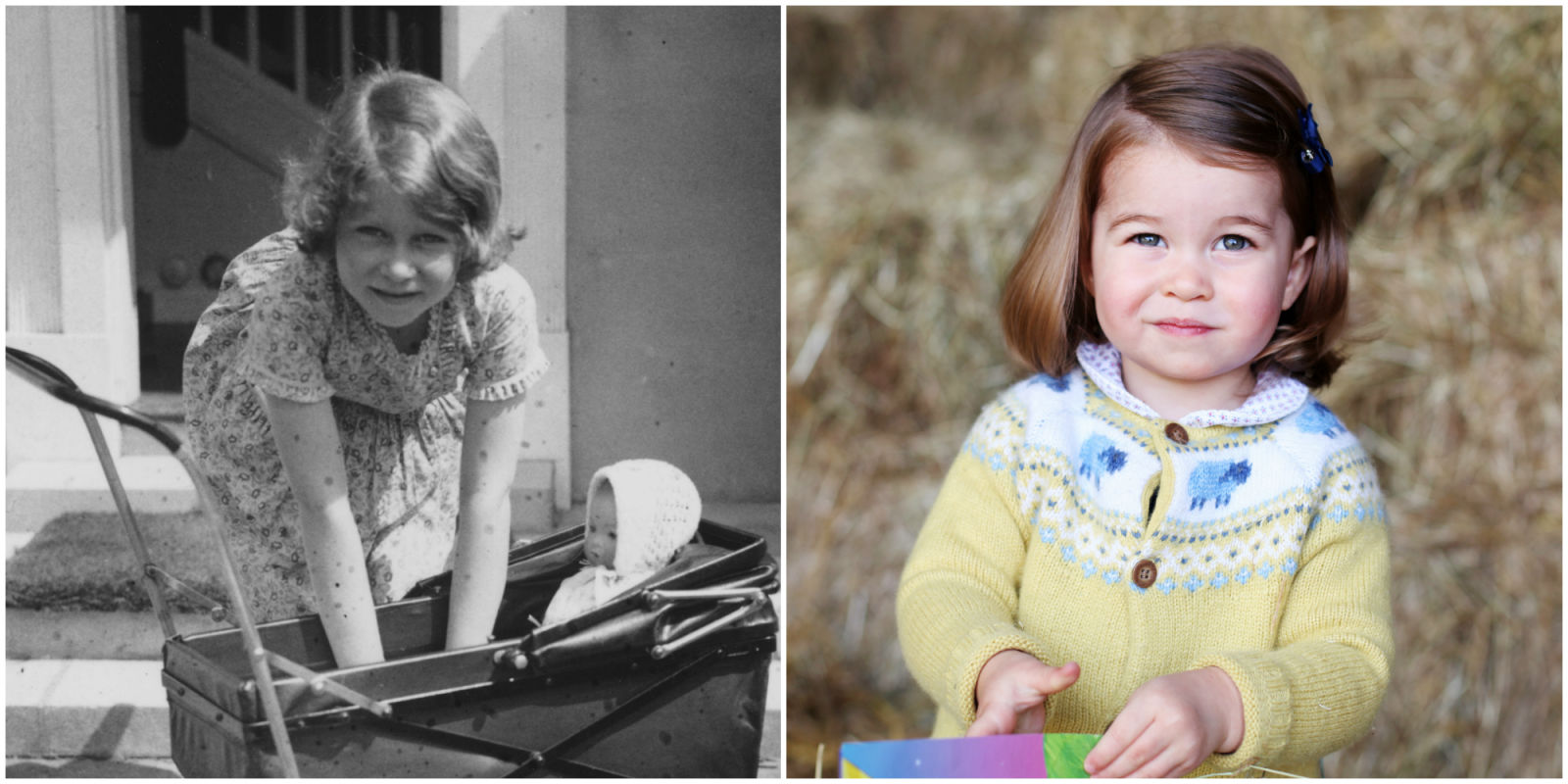 Home Renovation Stores All The Times Princess Charlotte Looked Just Like Queen