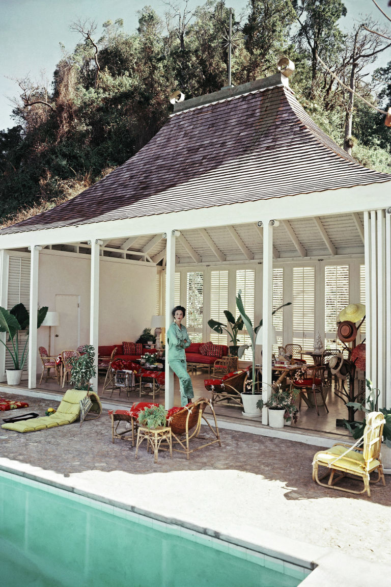 babe paley pool