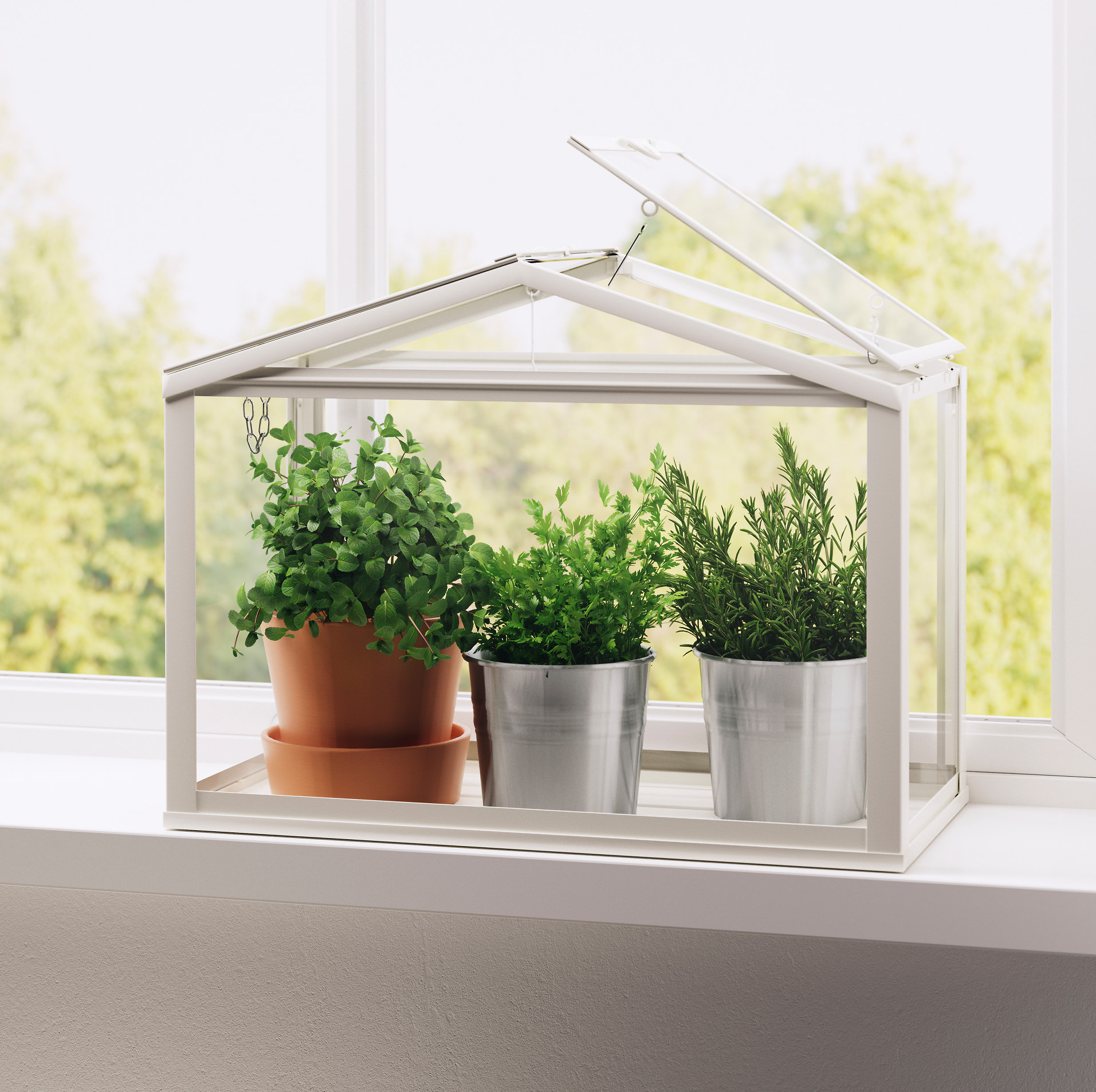 Junk Garden Ideas 2018 Edition: 15 Indoor Herb Garden Ideas