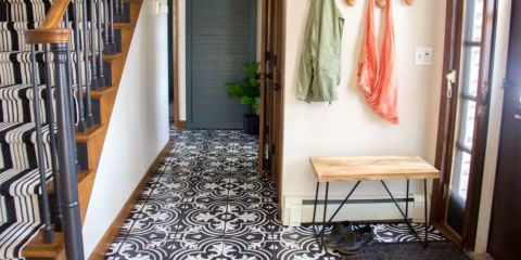 tile and stencils - Home Decor And Design
